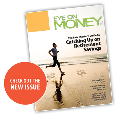 Check Out the New Eye On Money